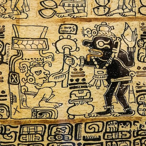 significado de los simbolos mayas