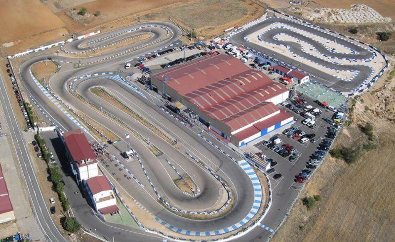 pistas de karts en la provincia de madrid