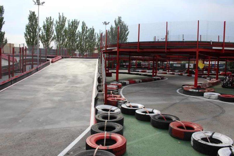 circuitos de karting en madrid