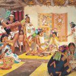 Cómo vestían los mayas en cada situación