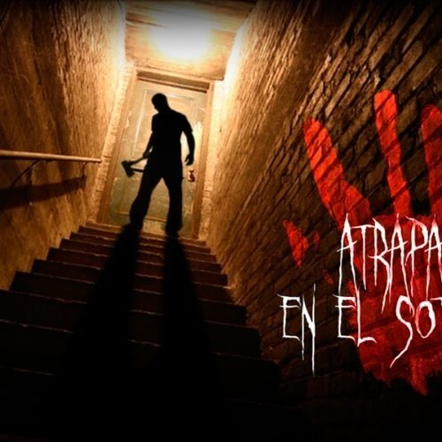 escape room de miedo en Madrid