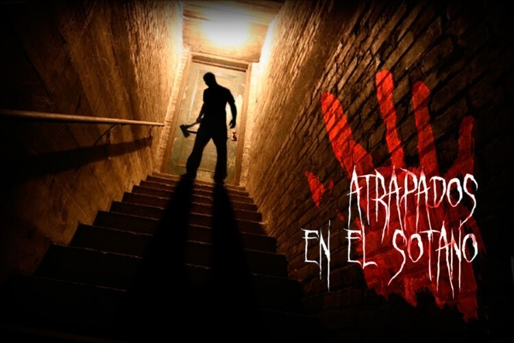 escape room de terror en Sevilla