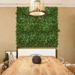 Los beneficios de los jardines verticales