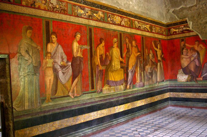 mural pompeya