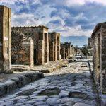 Pompeya, la ciudad que se detuvo en el tiempo