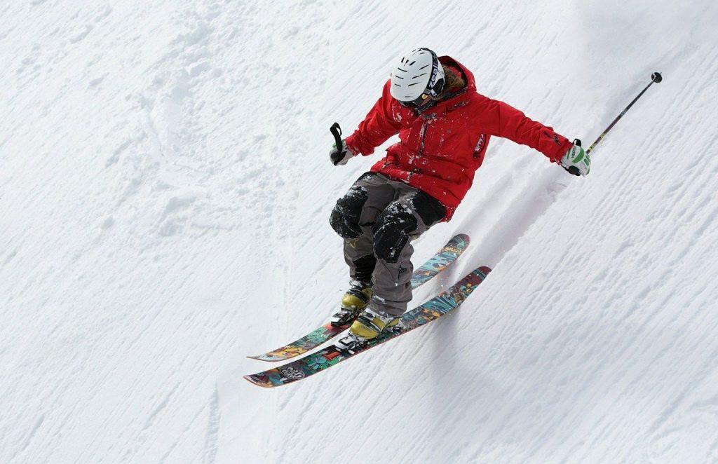 deportes tradicionales esqui alpino