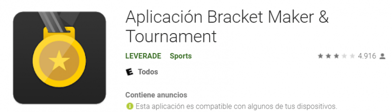 Bracket Maker and Tournament