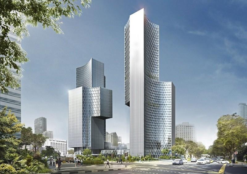 caracteristicas arquitectura moderna