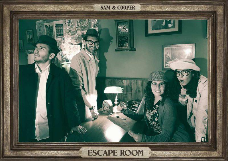 caracteristicas principales de un escape room