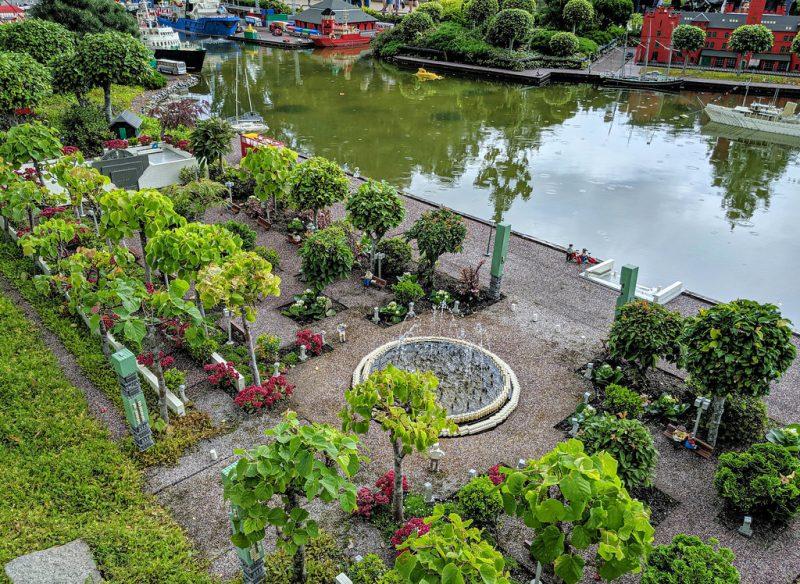 Amaliehaven que ver gratis en copenhague