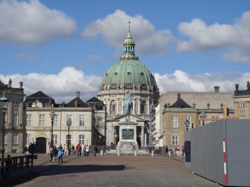 Iglesia de Frederik cosas que ver gratis en copenhague