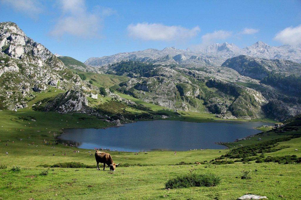asturias lagos de covadonga