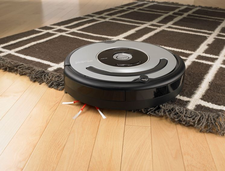 robot aspirador alfombra